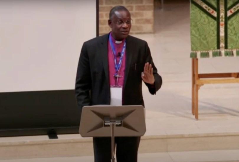 Anglican Communion general secretary steps down