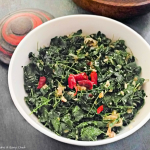 Moringa Leaves Stir-Fry