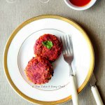 Vegetable Cutlet (Vegetable Tikki)