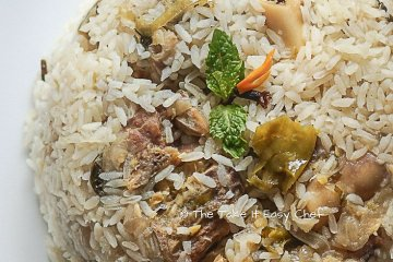 Easy Pressure Cooker Mutton Biryani