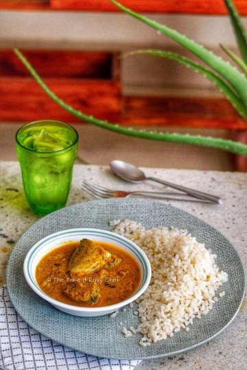 Bangda Uddamethi (Goan Mackerel Curry)