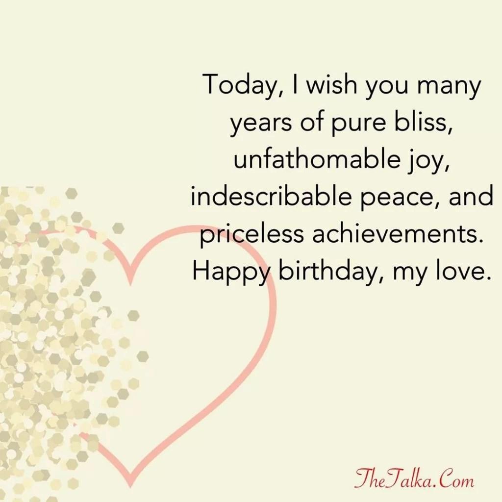 Short And Long Romantic Birthday Wishes For Boyfriend Thetalka