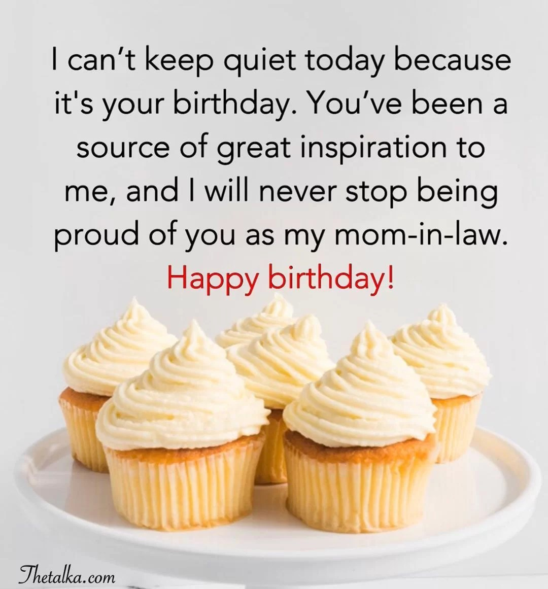 Birthday Wishes For Mother In Law Heart Touching Religious Funny