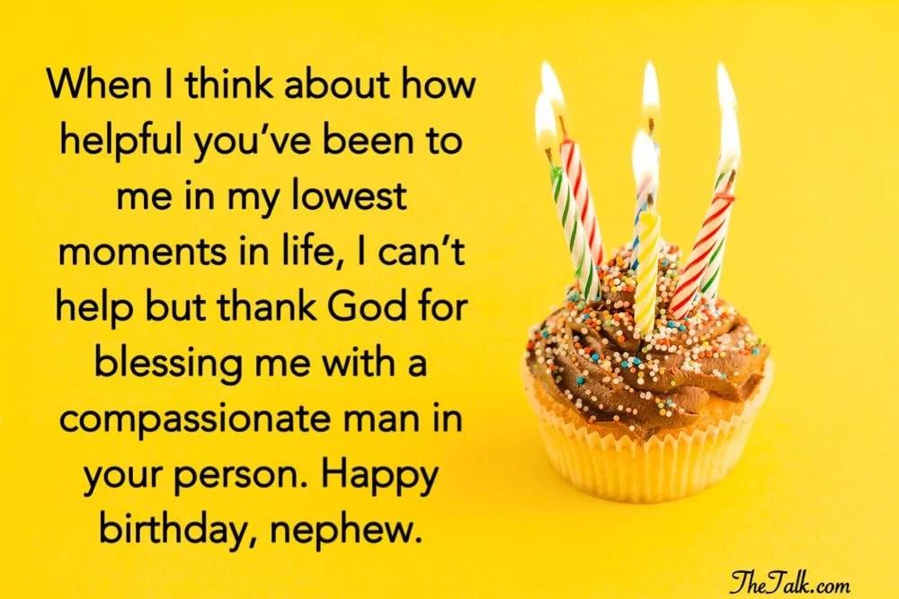 Heart Warming Birthday Wishes For Nephew Thetalka