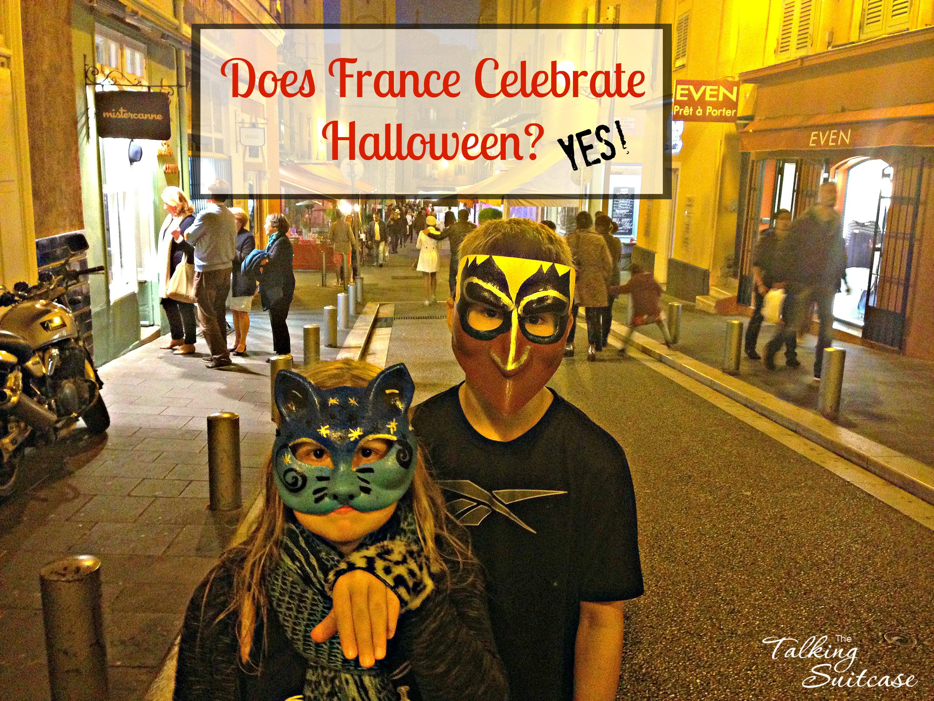 Does France Celebrate Halloween See How The French Trick