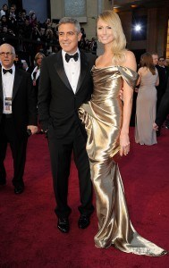 George Cloney & Stacy Keibler