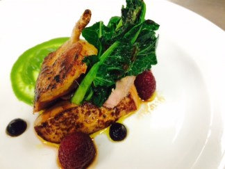 Pan Roasted Pheasant Breast InterContinental Dublin Hotel
