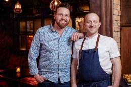 L-R Andy Ferreira and Bryan McCarthy of Cask, Cork. Photo - Miki BarlokJPG