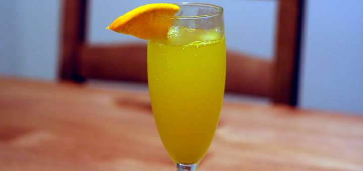 How to create a Mimosa Cocktail