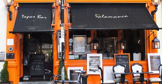 Enjoy a Mediterranean taste from Salamanca Tapas with €50 worth of Tapas Food and Wine for only €30