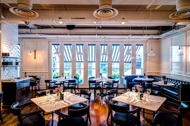 Balfes Restaurant Opens - A new social hub in the heart of the city serving the finest Irish ingredients