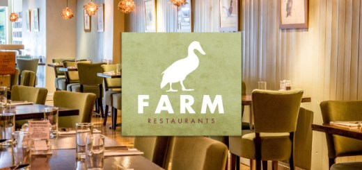 Win a 3 course dinner for 2 with an organic bottle of wine in The Farm Restaurant on Dawson Street