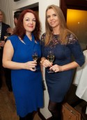 Aoife Carrigy and Jules Mahon