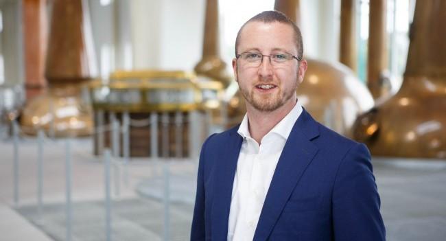 'Irish Whiskey Brand Ambassador of the Year' award win for Tullamore D.E.W.