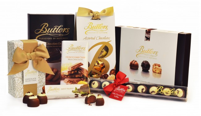 Butlers Christmas hamper