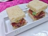 Ham Hock Sandwiches