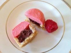 Raspberry & Chcolate Ganache Tart
