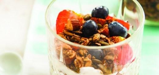 Elsa Jones Sugar-free granola
