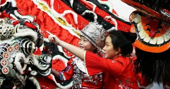 Dublin Chinese New Year Festival