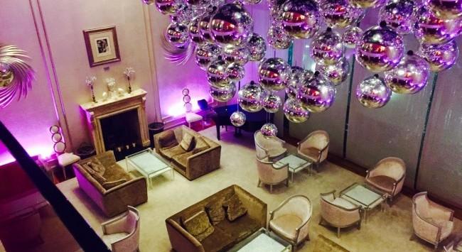 The g Hotel Lobby