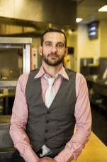 Andrew Rudd Dine in Dublin Launch Picture Andres Poveda