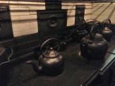 Carton House Cast-Iron Teapots