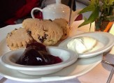 Carton House Fruit Scone with Jam & Clotted Cream