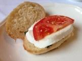Carton House Tomato & Mozzarella Brioche