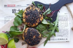 Salmon Burgers Natural Born Feeder Cookbook Roz Purcell