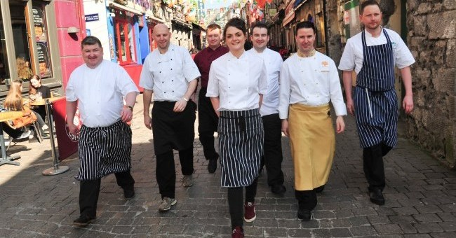 Galway Food Festival Chef Demos