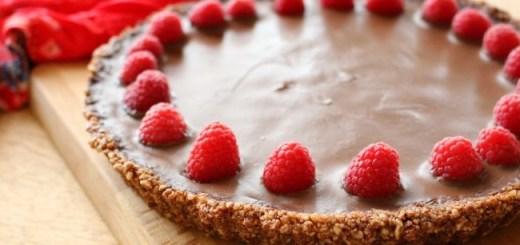 The Wonky Spatula Double Chocolate Torte