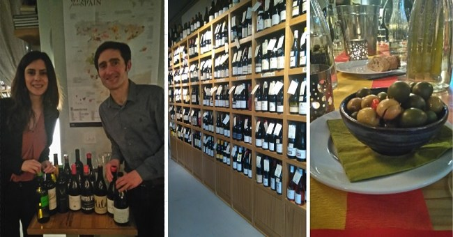 A Taste of the Real Spain Organic, Biodynamic and Natural Wines 1