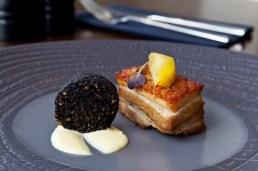 Hilton Charlemont Hotel, Dublin. Restaurant, Bar and Food. November 2015