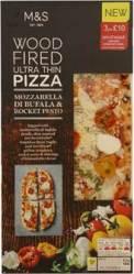 M&S Pizza