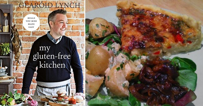 My Gluten Free Kitchen by Gearóid Lynch - Cookbook Review