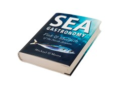 Michael O Meara Sea Gastronomy Cookbook