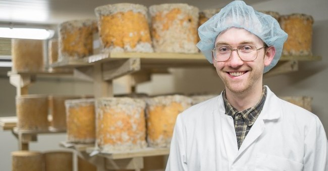 Mike Fancy Cheese Feature