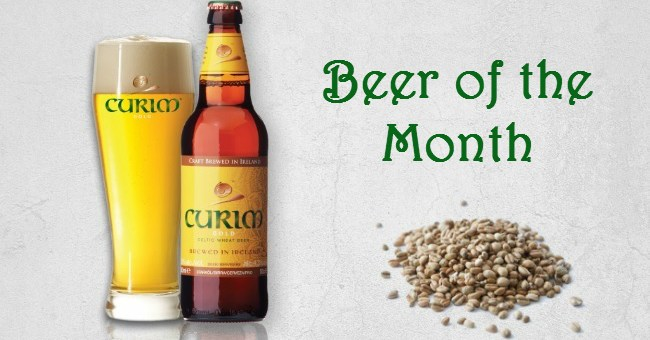 O'Hara's Curim Gold Celtic Wheat Beer - Craft Beer Review
