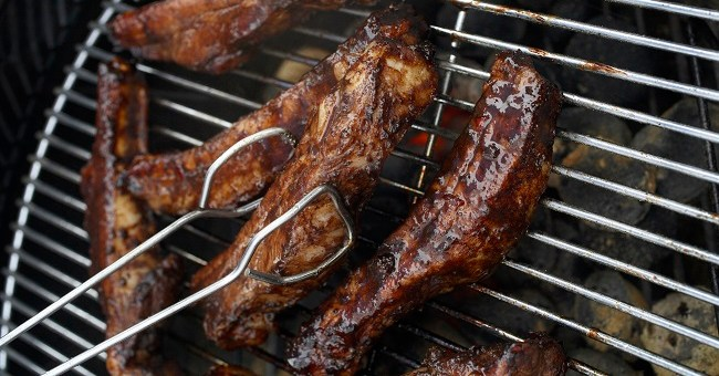 Smokey BBQ Ribs Recipe by Catherine Fulvio