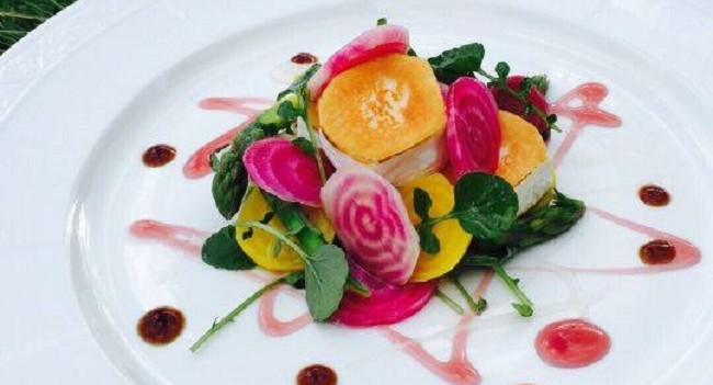 Goat Cheese Salad Recipe Ben Patterson