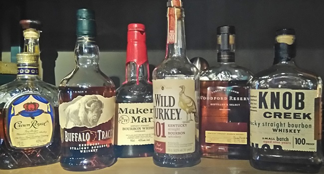 Bourbon: Born in the USA, Drank All Over the World