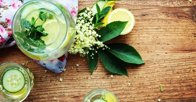 Elderflower Cordial Recipe by Shane Smith
