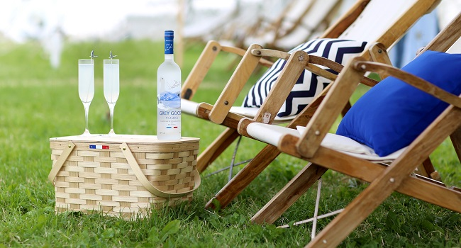 Win a Grey Goose Summer Soirée Luxury Hamper With the Finest French Ingredients