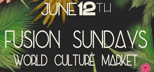 World Cuisines and Street Feast at Fusion Sundays Market this 12th of June