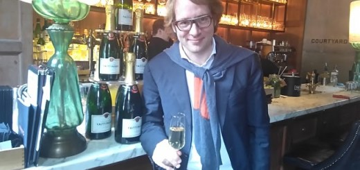 """Clovis Taittinger: """"It's my Name on the Bottle"""""""