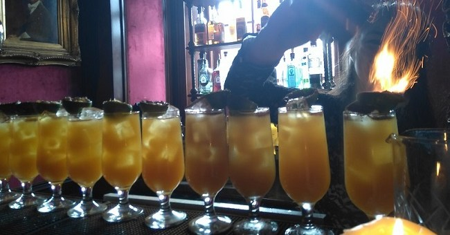 Peruke & Periwing New Cocktail Menu Launched with an Evening of Sensory Intrigue
