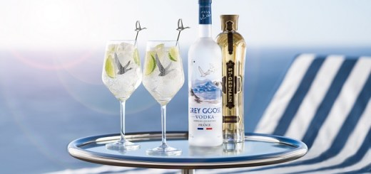 Le Grand Fizz Cocktail Recipe by Grey Goose
