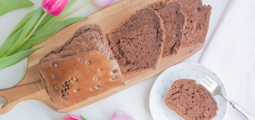 Chocolate and Olive Oil Brioche Recipe by Tasty Mediterraneo