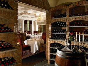 The Park Restaurant Wine Room
