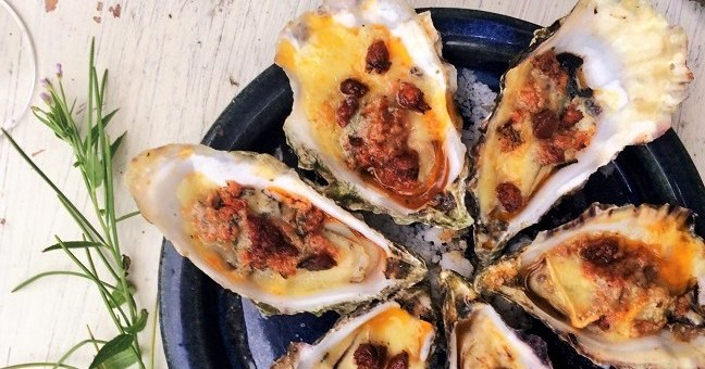 Oyster Recipe